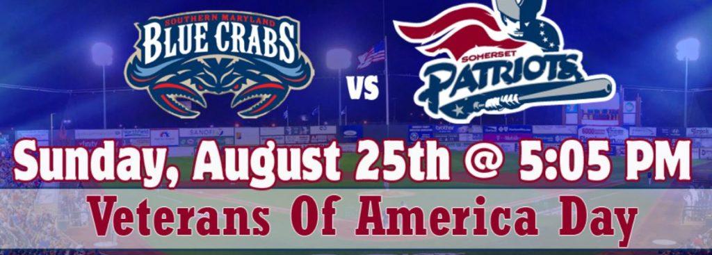 Veterans Appreciation Day - Somerset Patriots Baseball Game @ TD Bank Ballpark | Bridgewater Township | New Jersey | United States
