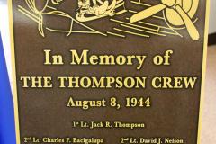 Chow-Hound Memorial Plaque