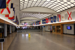 Joint-Base MDL Passenger Terminal Chow-Hound exhibit site