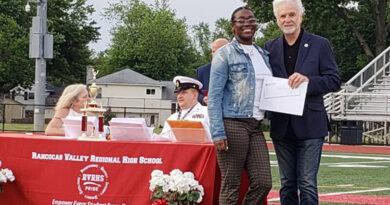 Rancocas Valley Regional High School Scholarship Award